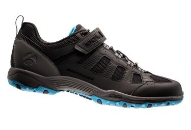 bontrager chaussures femme ssr anthracite bleu