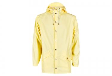 veste rains jacket jaune