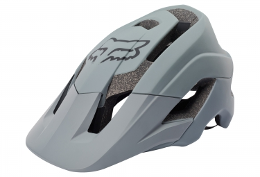 casque all mountain fox metah gris
