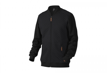 veste polaire oakley chips thermal fz jet black