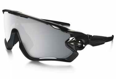 lunettes oakley jawbreaker halo collection noir chrome iridium ref oo9290 19