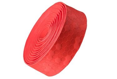 ruban de cintre bontrager gel cork catalyseur rouge