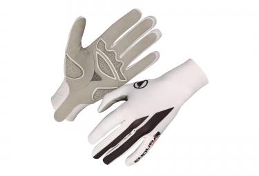 endura paire de gants long fs260 pro lite blanc noir