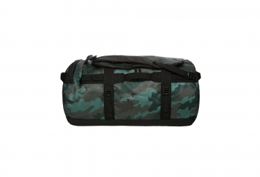 sac de sport the north face duffel base camp camo 69l m