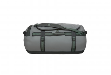 sac de sport the north face duffel base camp 95l gris vert l
