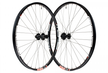 paire de roues notubes ztr flow mk3 neo 27 5 15mm 12x142mm corps sram xd 2016 noir