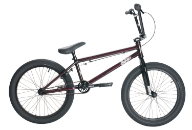 bmx freestyle united supreme 20 25 2017 trans red