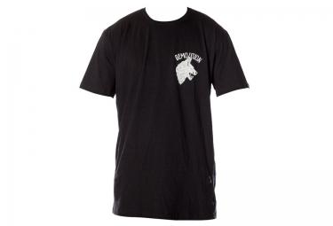 t shirt demolition kris fox noir