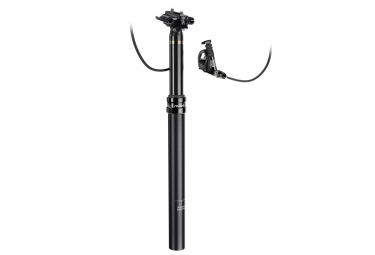 tige de selle telescopique rockshox reverb 31 6x340mm 100mm mmx collier droite match