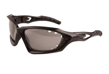 paire de lunettes endura mullet photochromique noir mat