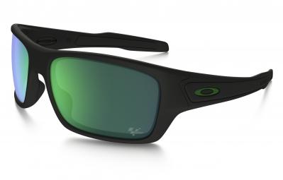 lunettes oakley turbine moto gp noir vert iridium ref oo9263 15