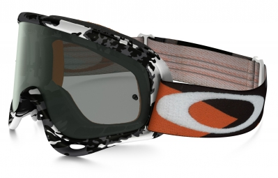 masque oakley o frame mx flight series noir gris ref oo7029 24
