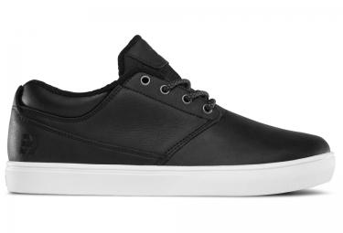 paire de chaussures bmx etnies jameson mt noir blanc