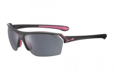 cebe paire de lunettes wild noir mat rose 1500 pack 3 verres