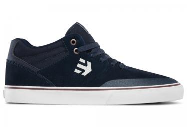 paire de chaussures bmx etnies marana vulc mt bleu
