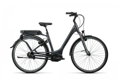 velo de ville electrique cube travel hybrid pro 400 easy entry shimano nexus 8v noir