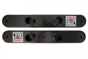 pieces pour rail subrosa street rail rollercoaster noir