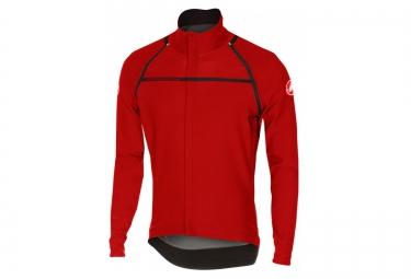 veste convertible castelli perfetto gabba 2 rouge