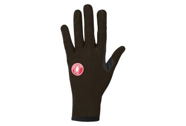 gants hiver femme castelli scudo noir