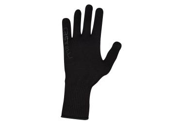 gants castelli corridore noir