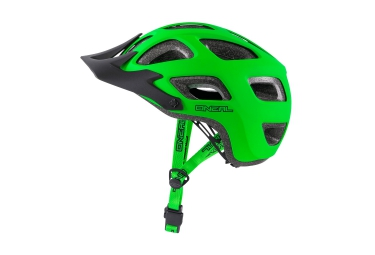 casque oneal thunderball solid 2016 vert