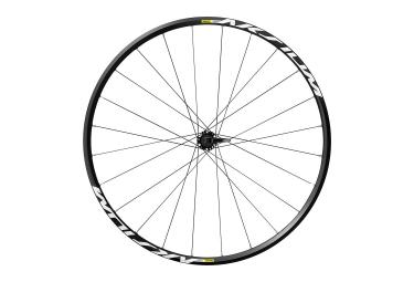 roue avant mavic 2017 aksium disc centerlock axe 9x100mm