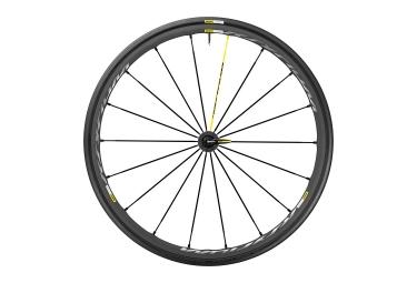 roue avant mavic 2017 ksyrium pro exalith yksion pro 25mm