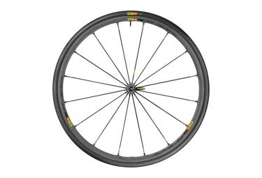roue avant mavic 2017 r sys slr yksion pro 25mm