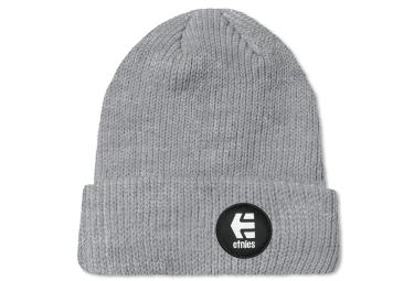 bonnet etnies classic gris