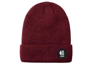 bonnet etnies classic rouge