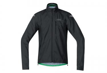 veste impermeable gore bike wear element active gore tex noir