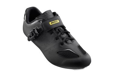 paire de chaussures route mavic aksium elite iii 2017 noir blanc