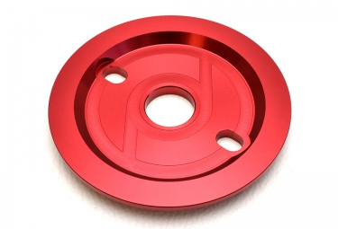 plateau avec guard primo solid full guard rouge
