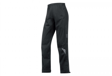 pantalon impermeable gore bike wear element gore tex noir