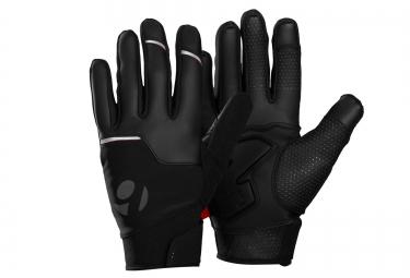 gants bontrager velocis windshell noir