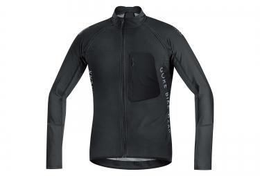 veste soft shell gore bike wear alp x pro noir