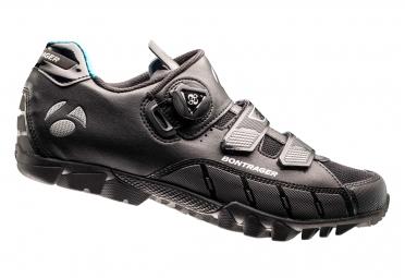 chaussures vtt femme bontrager igneo 2017 noir