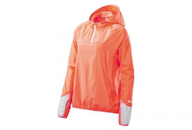 veste repliable femme skins plus odyssey orange