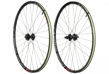 paire de roues asterion carbon sport xc 29 boost 15x110 12x148mm corps sram xd tl re