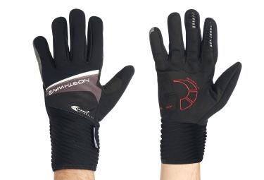 gants longs northwave sonic noir gris