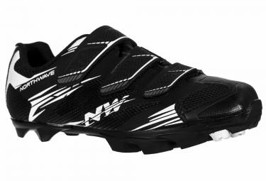chaussures vtt northwave scorpius 2 noir blanc