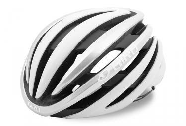 casque route giro cinder mips blanc argent