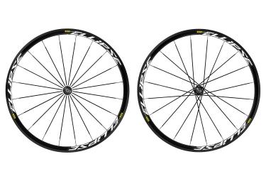 paire de roues piste mavic ellipse