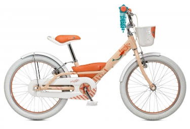 trek velo complet enfant mystic 20 orange