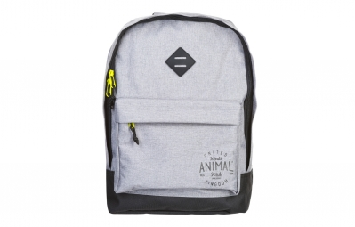 sac a dos animal cayo gris