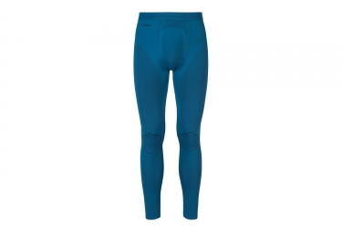 sous pantalon odlo evolution warm bleu
