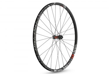 roue avant dt swiss ex 1501 spline one 29 largeur 25mm 15x100mm center lock noir