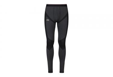 sous pantalon odlo evolution warm serie limitee 70 ans gris noir