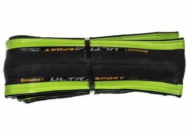 pneu continental ultra sport 2 souple vert