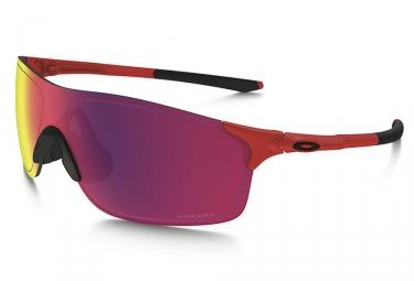 oakley lunettes evzero pitch redline prizm road ref oo9383 05